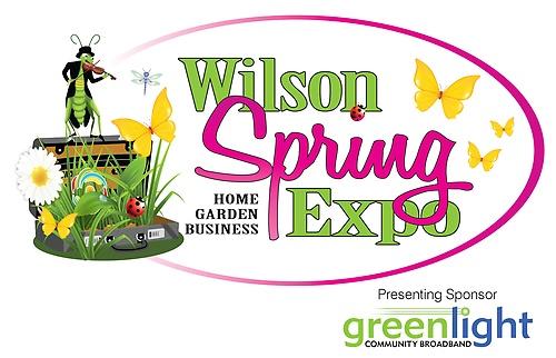 Wilson Chamber of Commerce Spring Expo Logo. Source: wilsonncchamber.com