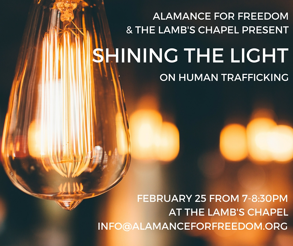 Source: Alamance for Freedom, NC.