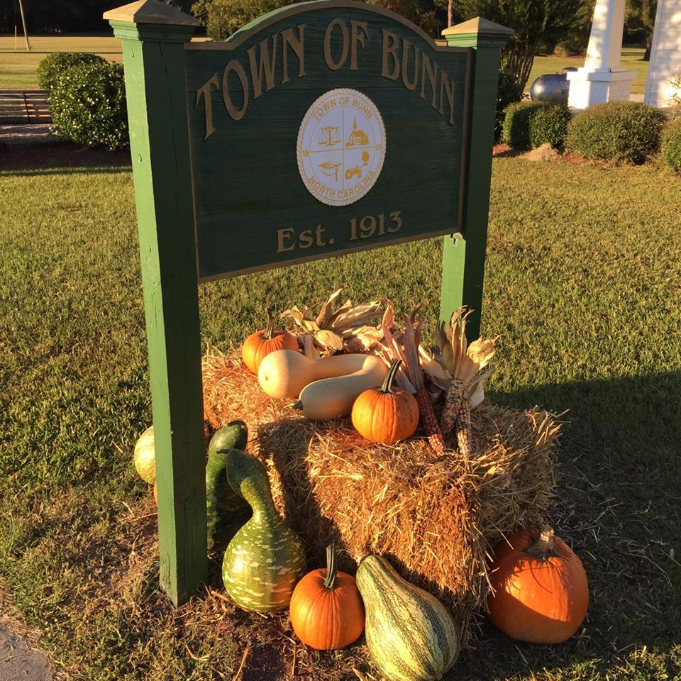 Photo Source: Town of Bunn, NC.