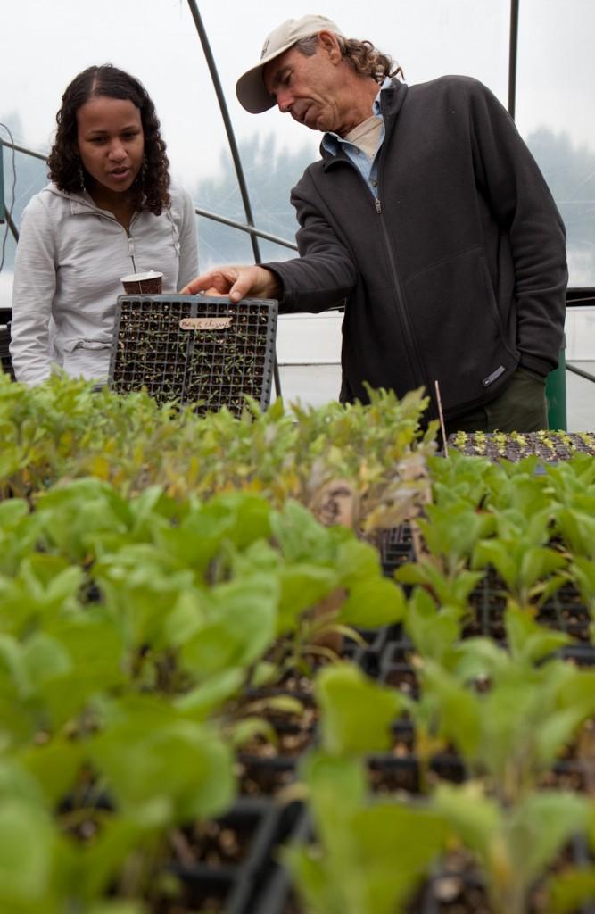 Timberwood Organics - Julie Williams Dixon. Photo Source: Carolina Farm Stewardship Association, NC.