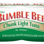 One of the tuna containers that may be affected by the recall. Source: FDA-posted recall notice.