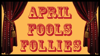 April Fools Follies image provided by United Way of Wayne County, Paramount Theatre Goldsboro NC.