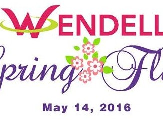 Spring Fling flyer logo. Source: Town of Wendell, NC.