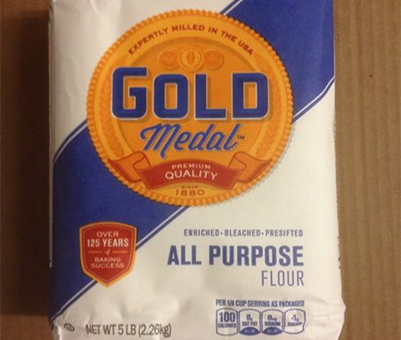 Gold Medal Flours recalled, General Mills working with the FDA, possible e. coli contamination. Source: FDA.gov.