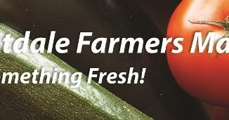 Knightdale Farmers Market 2016 logo. Source: Town of Knightdale NC.