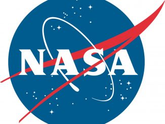 National Aeronautics and Space Administration - NASA - logo. Source: PRNewsFoto/NASA.