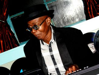 Howard Overton of Overton Productions is providing music for the Juneteenth event. Source: Donna Campbell Smith, FCAC, Louisburg NC.