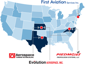 Source: Piedmont Propulsion Systems, LLC, Winston-Salem NC.