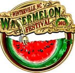 Winterville Watermelon Fest logo