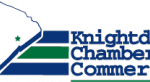 Knightdale Chamber of Commerce Logo, Knightdale NC.