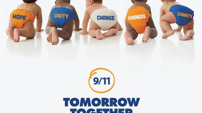 New PSA campaign promotes unity for 15th Anniversary of 9/11. Source PRNewsFoto/9/11 Day.
