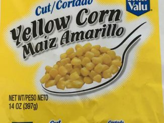 Three brands of cut corn have been recalled for possible Listeria contamination. Source: foodsafety.gov.