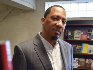 Dasan Ahanu will facilitate the poetry workshop in August 2016. Source: Donna Campbell Smith, Franklin County Arts Council, Franklinton NC.