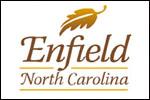Town of Enfield, North Carolina logo