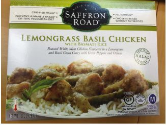 Label for one of the recalled frozen chicken products. Source: USDA Food Safety and Inspection Service.