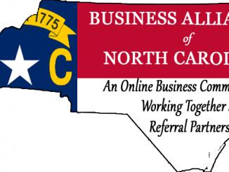 Business Alliance of NC logo