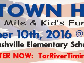 Hometown Heroes Race Banner