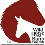 BLM Wild Horse and Burro Program logo.