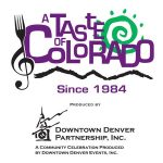 A Taste of Colorado logo
