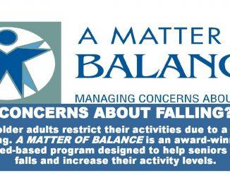 A Matter of Balance workshop. Source: Upper Coastal Plain Area Agency on Aging, Region L, North Carolina.