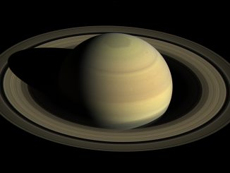 Since NASA's Cassini spacecraft arrived at Saturn, the planet's appearance has changed greatly. This view shows Saturn's northern hemisphere in 2016, as that part of the planet nears its northern hemisphere summer solstice in May 2017. Image: NASA/JPL-Caltech/Space Science Institute.