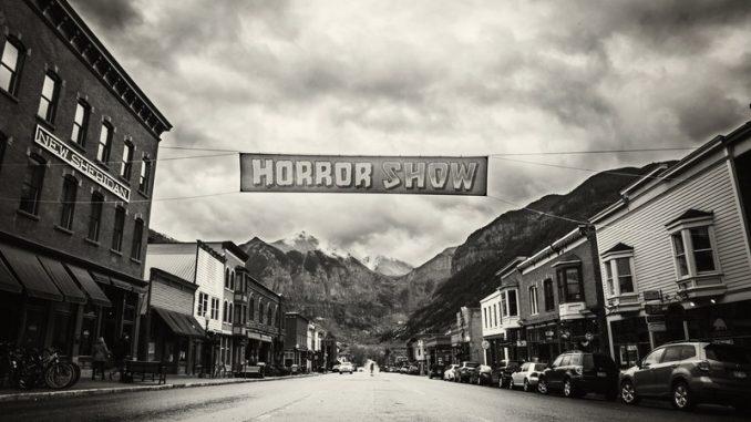 Telluride Horror Show 2016 film festival poster