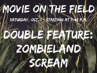 The Movie on the Field series is presented by the Haunted Field of Screams, Thornton CO.