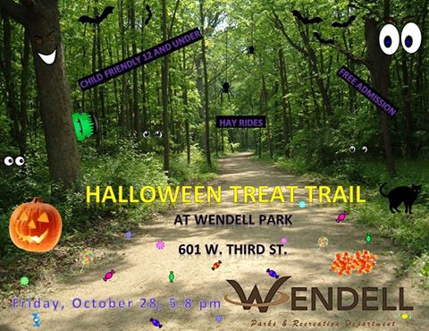 Wendell Treat Trail 2016. Source: Jeff Polaski, Town of Wendell NC.