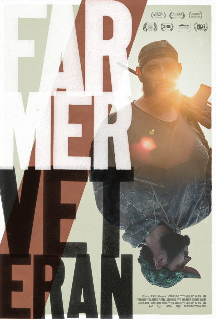 Farmer/Veteran film poster. Source: www.farmerveteran.com.