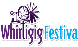 Whirligig Festival is November 5-6, 2016, in Wilson, North Carolina.