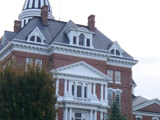 Broughton Hospital. Photo: M. Langley.