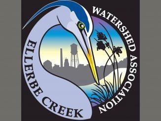 Ellerbee Creek Watershed Association logo.