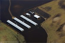 Overhead view of CAFO. Source: Environmental Working Group.