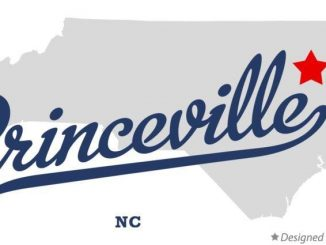 Princeville, North Carolina.