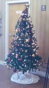 Zebulon House Christmas Tree 2016.