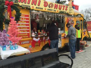 Dusty Donuts food truck. Photo: Kay Whatley.