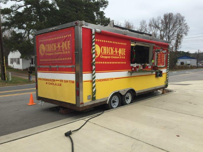 Food Trucks Rodeo Raises Funds For Area Meals On Wheels The Grey