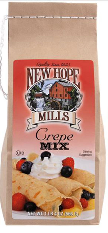 A New Hope Mills label released with recall. Source: US FDA.