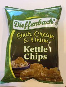 Dieffenbach chips under recall. Source: US FDA.