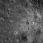 2011 view of Apollo 17 landing site, captured by NASA's Lunar Reconnaissance Orbiter. Credits: NASA's Goddard Space Flight Center/Arizona State University.
