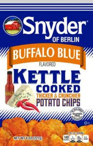 Snyder of Berlin recalled chips issued with recall. Source: US FDA.