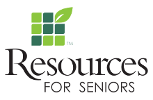 Resources For Seniors logo.