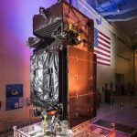 The SBIRS GEO Flight 3 satellite will provide key capabilities in the areas of missile warning, missile defense, technical intelligence and battlespace awareness once launched from Cape Canaveral Air Force Station, Florida. Source: Lockheed Martin.