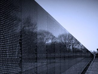 Source: Vietnam Veterans Memorial Fund, Arlington VA.
