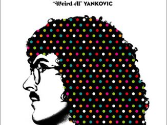 "Weird Al Yankovic ""Squeeze Box"" Cover Art. Source: Legacy Recordings."