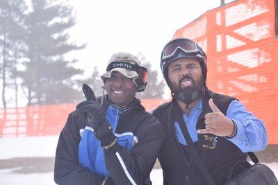 Wounded Warrior Project(R) (WWP) veterans and their families recently took to the slopes for a day of skiing and snowboarding, Blowing Rock NC. Source: WWP.