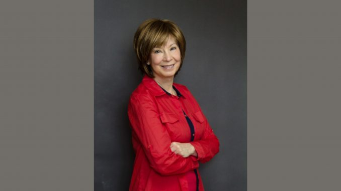 Author Diane Chamberlain. Photo by John Pagliuca.