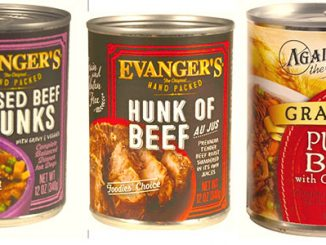 Evanger's pet food image from expanded US FDA recall.
