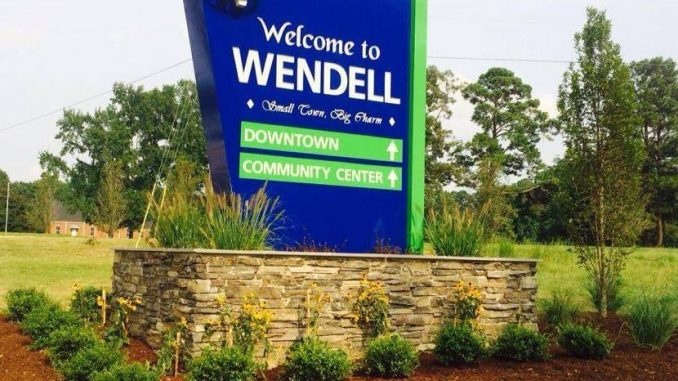 Source: Town of Wendell, North Carolina.