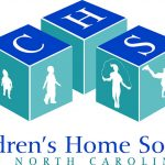 Children's Home Society of North Carolina logo.